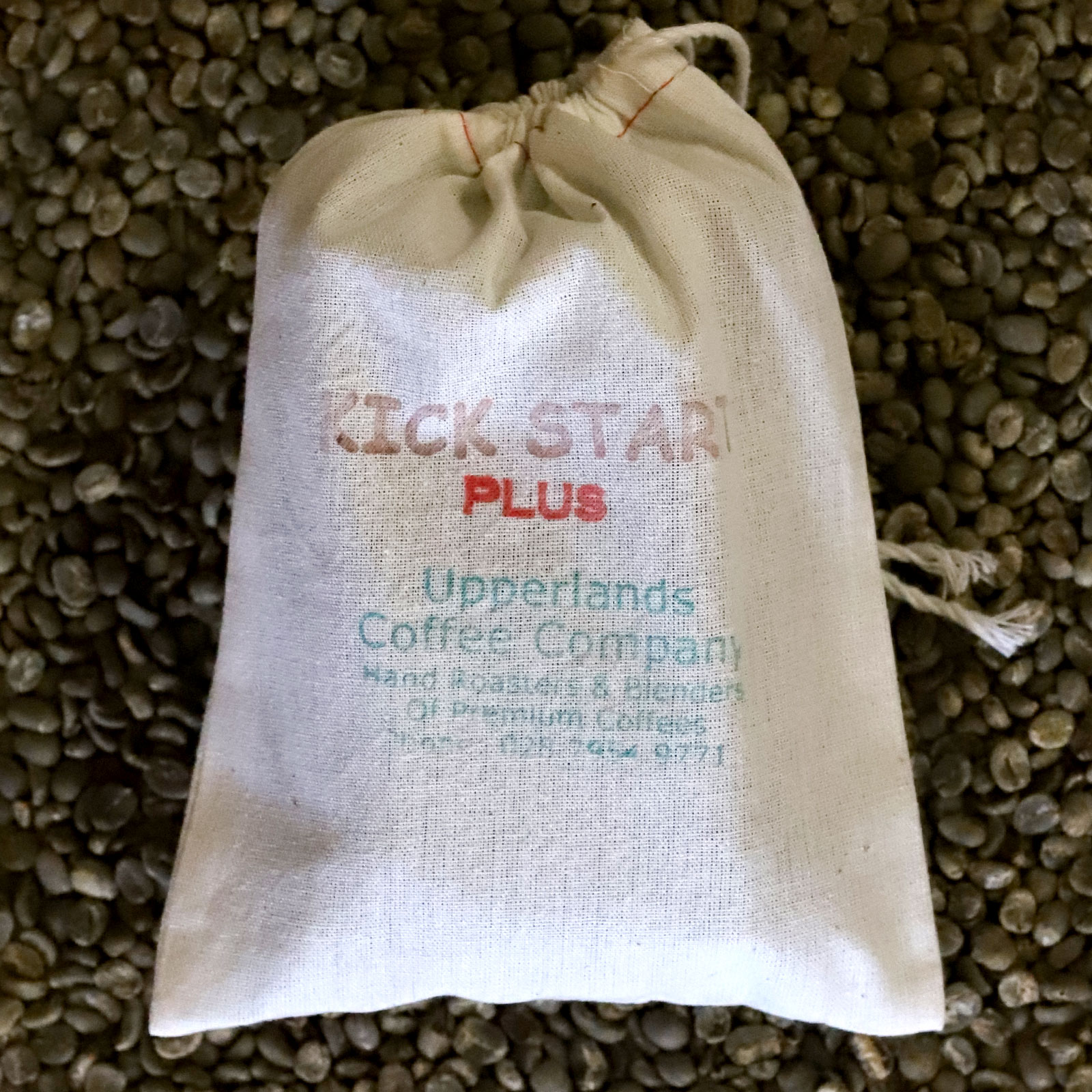 Kick Start Plus Coffee